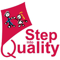 Step Into Quality Logo
